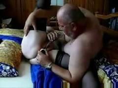 My pervert old wife still likes fuck tool !!