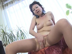 Skinny mature mother dreaming of y Layla from 1fuckdatecom