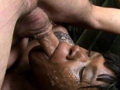 Tilden Vaughn upside down mouth drilled
