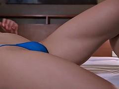 Wicked Games - Shiny Blue Bikini (Non-Nude)