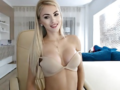 Blondine, Russisch, Netzkamera
