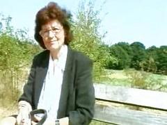 Granny In Glasses Dildoes