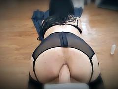 dildo with striptease