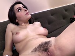 Valentina Nappi Goes Black In Front Of A Sissy Guy