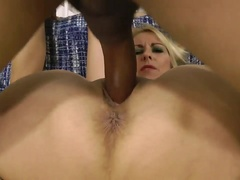 WANKZ- Dallas Diamondz Blond Milf Stretched Open Fully