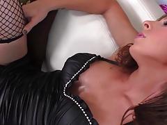 Hot TS Sienna Grace loves anal