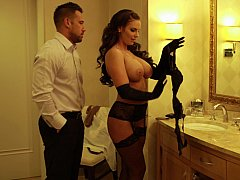 Smooth sexy stockings in hardcore and fetish videos