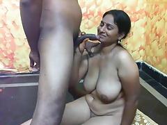 Indian slut with big boobs having sex PART-5