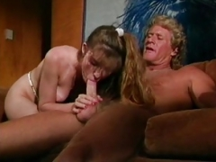 Sonya and plus Randy West - Biker Chicks in Appreciate (1991)