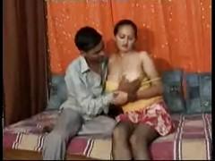 Desi, Indian, Twosome To Lesbo Threeso