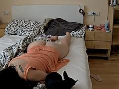 This girl is vers horny evra day hidden masturbating