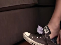Blond Stinky Feet