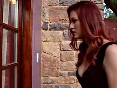 美女, ブロンド, レズビアン, 赤毛, タトゥー, オッパイの