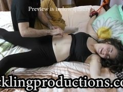 Tickling Nastia S part 3 - * Ill Show You how ! * - clip is 7:39 min long -