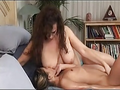 Lesbian Tit Sucking compilation