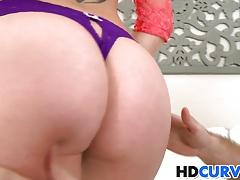 Hard dick for curvy Carmen Capri