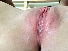 Leie, Fingern, Masturbation, Orgasmus