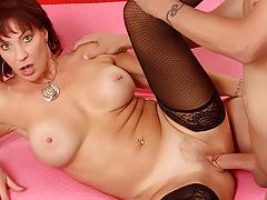 Mature model Vanessa Videl fucking