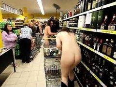 Danes+Germans (Nude People)(Danish Border Shop) Germany 2012
