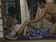 Asiatisch, Behaart, Japanische massage