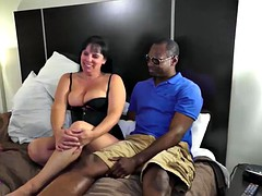 Amateur, Sexo duro, Interracial, Madres para coger