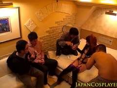 Tir de sperme, Partouze, Hd, Japonaise