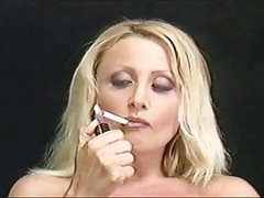 Smoking Fetish Zora Banks # By Smoker58