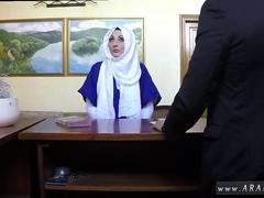 Arab bitch is ready to please this well hung man right now