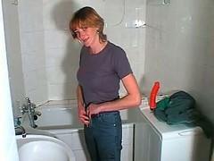 Hot Solo shenanigans In Bathroom
