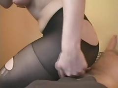 French slut fucked