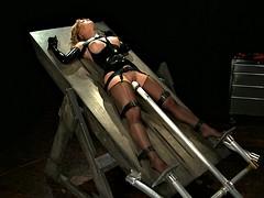 Tied Woman's Kinky Dream