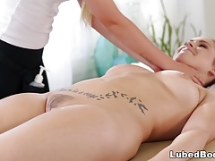 Américain, Nana, Hd, Lesbienne, Massage, Étudiant