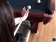 Amateur Latina Cums Hard video starring Nina Lopez - Mofos