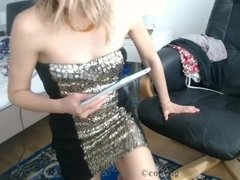 Beuty Blonde Live Show coconut_girl1991@chaturbate-2017-08-07 LIVE REC
