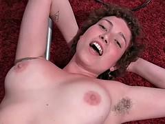 Doigter, Poilue, Orgasme, Adolescente