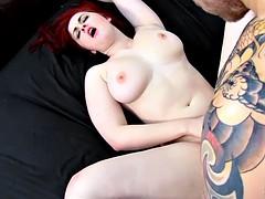 Lieveling, Hardcore, Roodharige vrouw, Zuigen