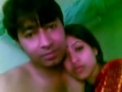 BANGLA Collage Teen with Boyfriend -