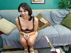 Inexperienced Getting down and dirty Machine Live camera Missy Martinez