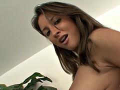 Yoga instructor MILF fucks her sexy new student