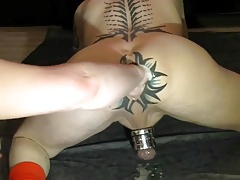 INKED CUNT