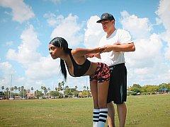 Interracial for a teen