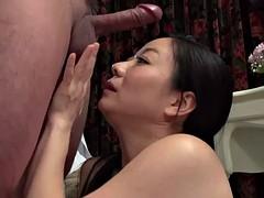 Japanische massage, Titten