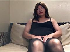Asiático, Gorda, Masturbación