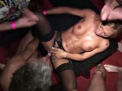 Cum Orgy Extreme - Horny Ginger P1 ------------------ru