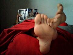 Her beautiful soles 5