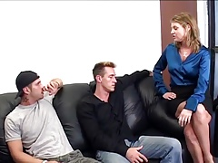Анальный секс, Семяизвержение, Двойное проникновение, Милф, Мамочка