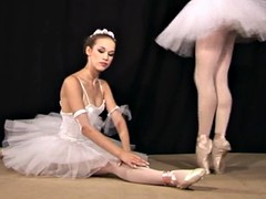 Amazing ballerina