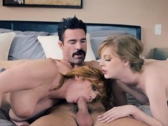 Hotties Suck And Ride Their Well Hung Driver