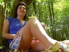 Bruinharig, Harig, Softcore pornografie