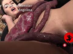Groepseks ejactulatie, Sperma, Hardcore, Speelgoed
